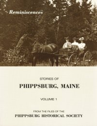 Book Stories Of Phippsburg Vol 1 200p