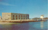 Post Card (Fort Popham front)_web